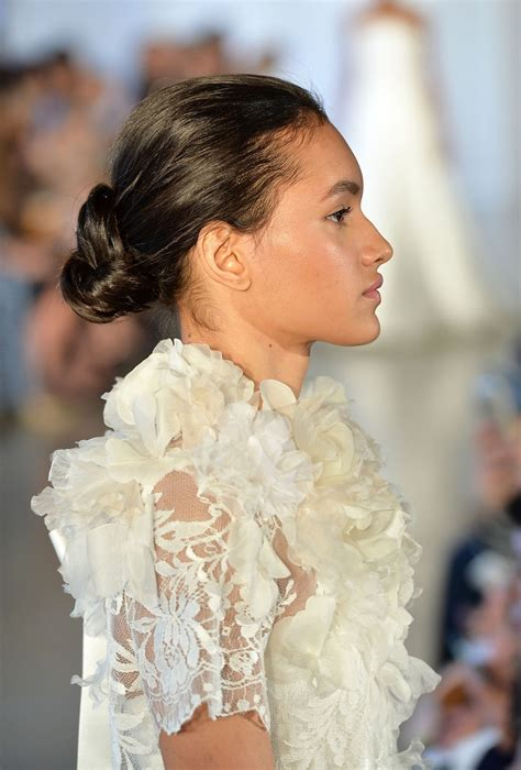 Wedding Hairstyles Classic by Classic Chignon Wedding Hairstyles