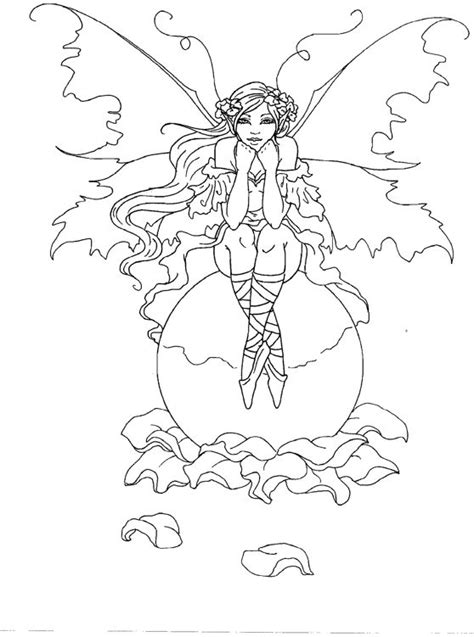fairies more volume 2 line coloring book books best 25 coloring pages ideas on