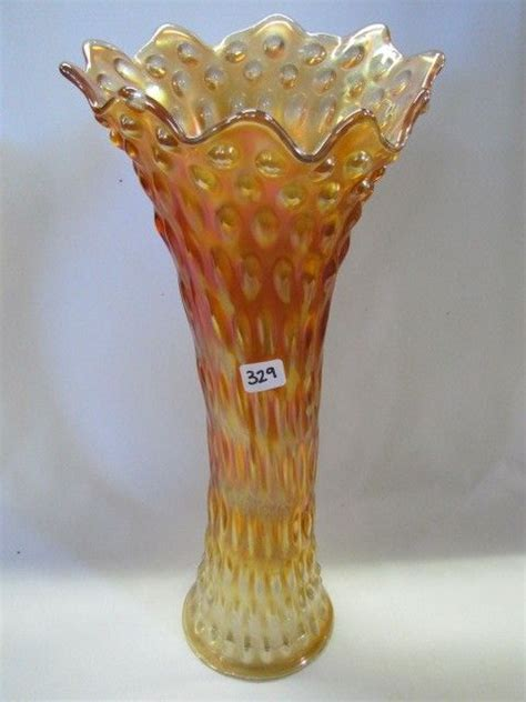 1000 images about carnival glass funeral vases on