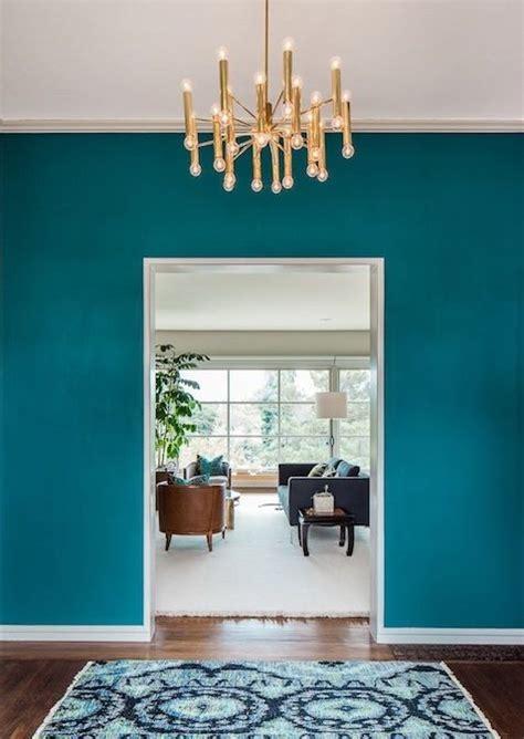 Farbpalette Zum Streichen by Wand Streichen In Farbpalette Der Wandfarbe Blau W 228 Nde