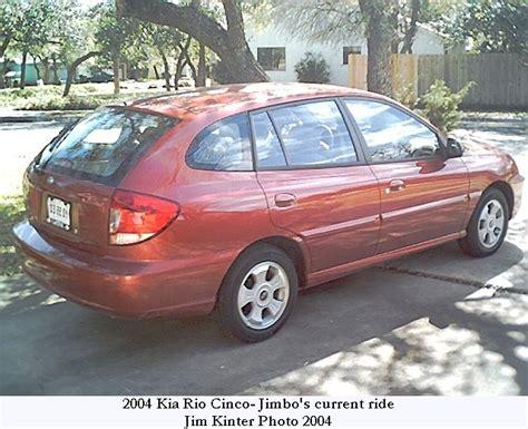 Kia Cinco 2004 J Kinter