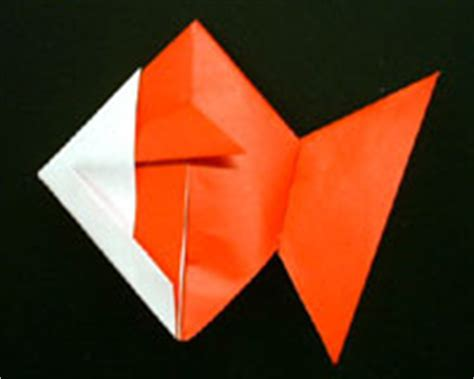 Origami Culture - goldfish let s make origami exploring origami