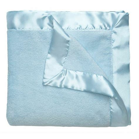 light blue throw blanket personalized microplush blanket light blue baby blankets