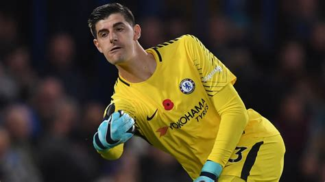 chelsea goalkeeper chelsea to reopen thibaut courtois contract talks before