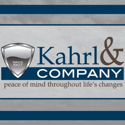 Kahrl & Company Insurance Coupons near me in Mount Vernon