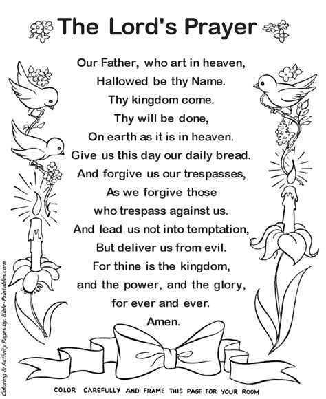 coloring page prayer free printable bible verse cards new calendar template site
