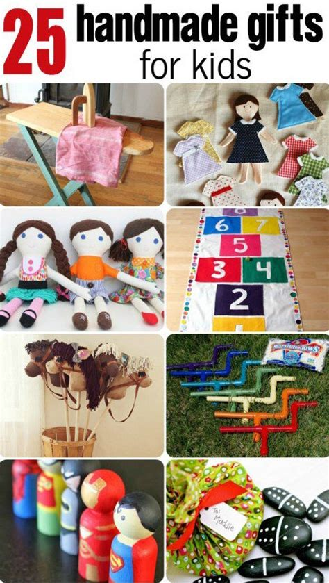 Handmade Gifts For Children - handmade gifts for