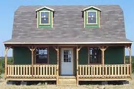 converted barn with side entry and full porch lowes barn balcony railing home design ideas pictures remodel and decor