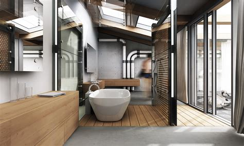 industrial design home decor the industrial bathroom pivotech
