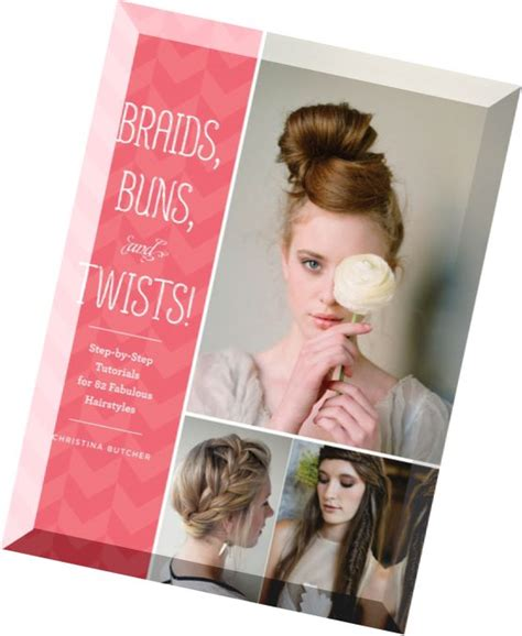 weirdbook 37 books braids buns and twists step by step tutori for