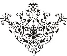 baroque designs baroque design wall decal sticker graphic mural design modern art sockknockerdecals on artfire