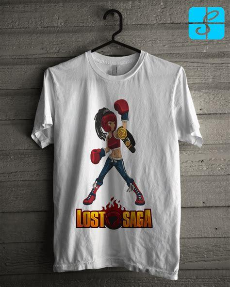 Kaos Boxing 7 kaos lostsaga boxing ch setiya store