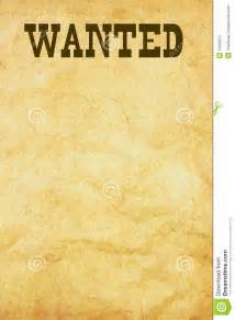 wanted poster stock illustration image of advert retro