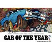 1969 Plymouth Road Runner  Car Of The Year By Digital