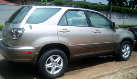 lexus jeep 2003 lexus jeep tokunbo for sale cheap cheap offer