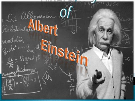 the short biography of albert einstein short biography of albert einstein