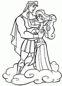hercules coloring pages free printable hercules coloring pages for