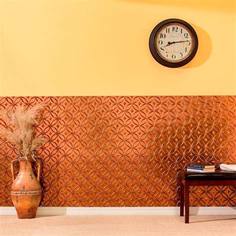 home depot wall panels interior 28 images decorative fasade rings 96 in x 48 in decorative wall panel in