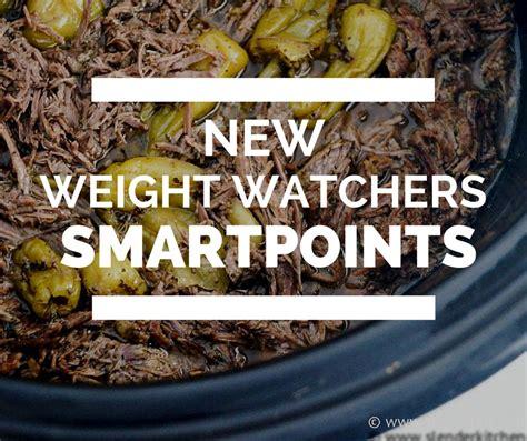 new weight watchers 174 smartpoints program slender kitchen