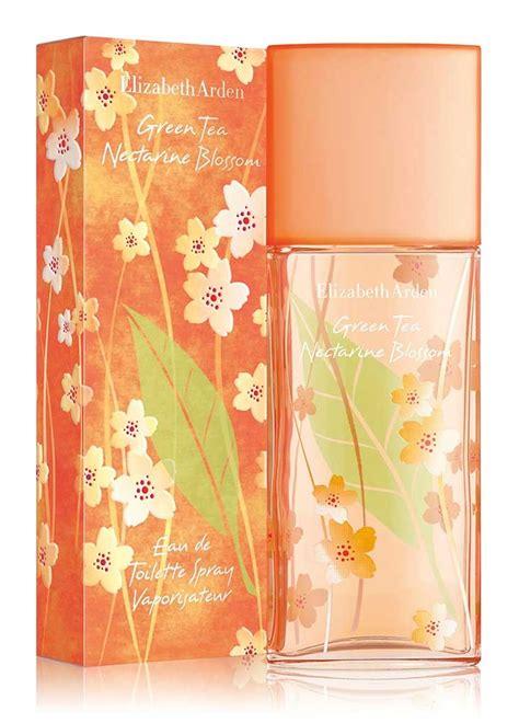 Parfum Elizabeth Arden Green Tea Nectarine Blossom Edt 100 Ml Green Tea Nectarine Blossom Elizabeth Arden Perfume A