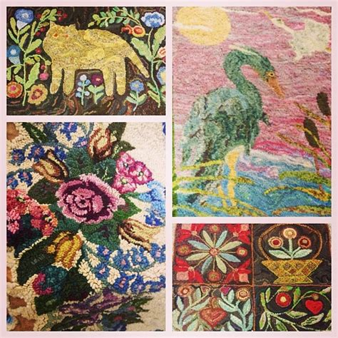 lisanne miller rug hooking 139 best images about rug hooking floral on hooked rugs wool and rug patterns