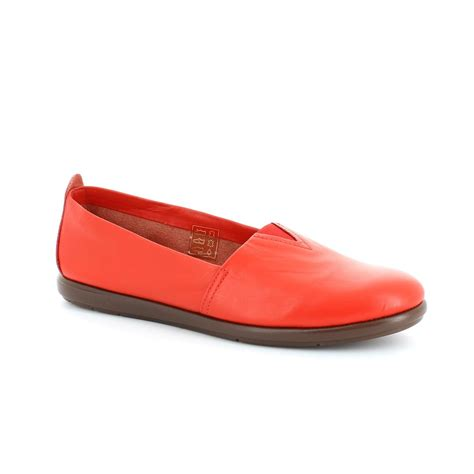 aerosoles comfortable shoes aerosoles catalan 1014 51 red comfort shoes