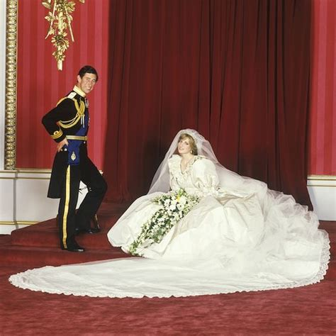 princess diana pinterest fans official wedding portrait of prince charles and princess