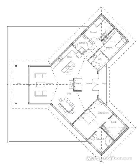 v shaped pattern in c 农村平房房屋设计图效果图欣赏 设计本装修效果图