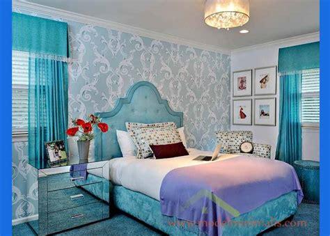 wallpaper dinding kamar sederhana 55 dekorasi kamar tidur sederhana warna cat biru