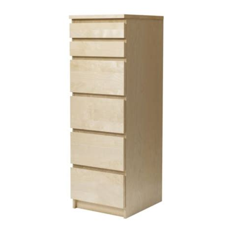 Malm Drawers by Chest Of Drawers Storage Solutions