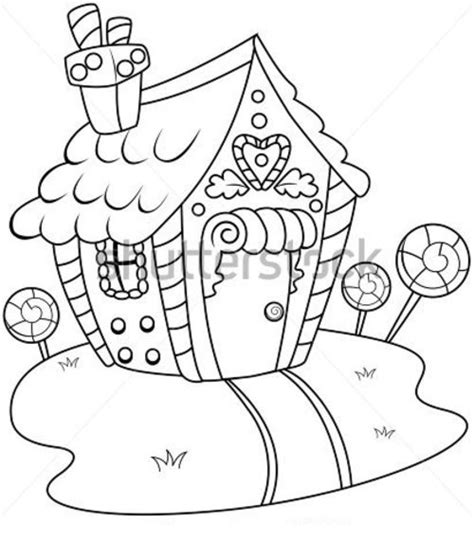 gingerbread house coloring page free coloring pages of christmas gingerbread house