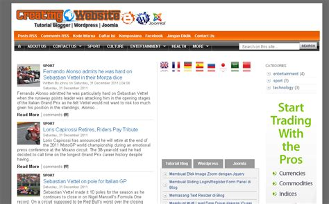 simple blog themes html create your free blog download your blog free template