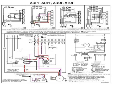 international comfort products wiring diagram wiring