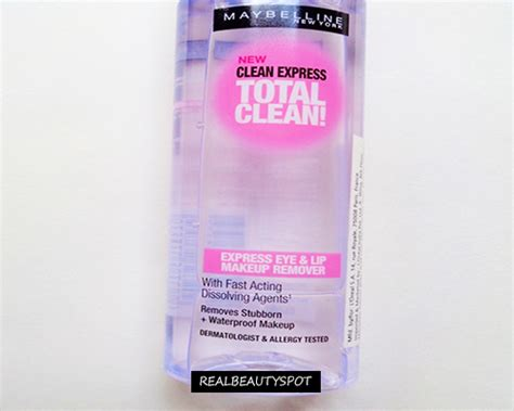 Maybelline Make Up Remover maybelline makeup remover reviews saubhaya makeup