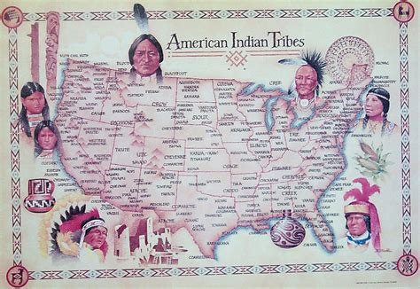 america map indian tribes the americans discovered european savages in the