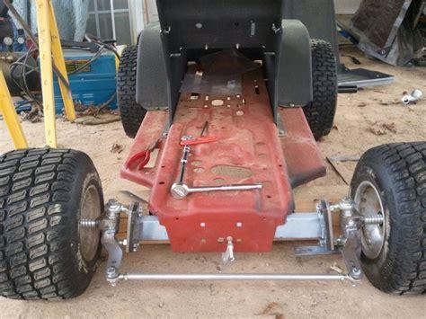 rebels and rednecks lawn mower racing 302 build up lawn mower racing