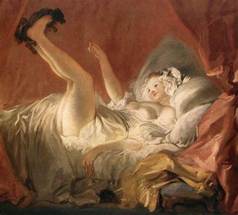 reclining girl boucher fragonard peintre biographie fragonard oeuvres et