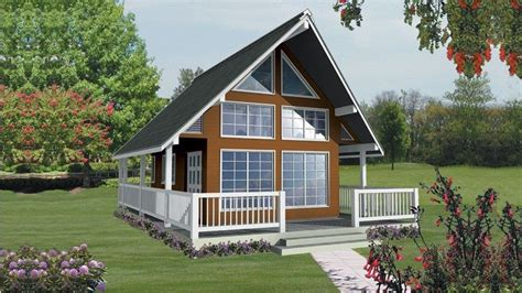 a frame house plans with basement lovely a frame house plans with walkout basement