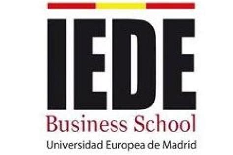 Iede Business School Mba by Iede Business School Emagister