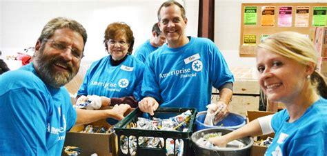 Volunteering At A Food Pantry by Volunteer Northeast Iowa Food Bank