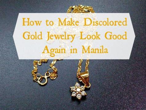 how to make gold jewelry how to make gold jewelry look like new in manila barat ako