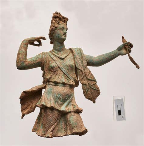 greek gods statues greek goddess artemis