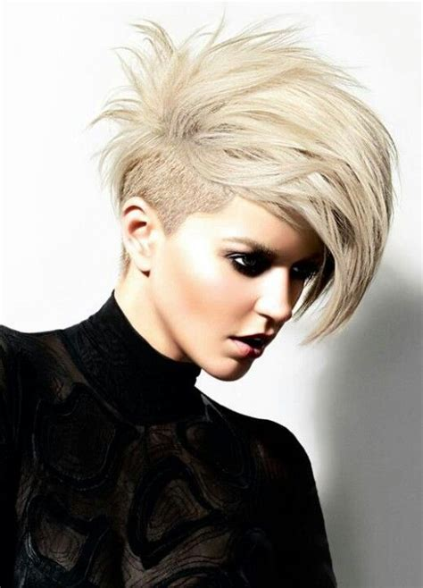 edgy haircuts pinterest 62 best short sexy edgy hairstyles images on pinterest