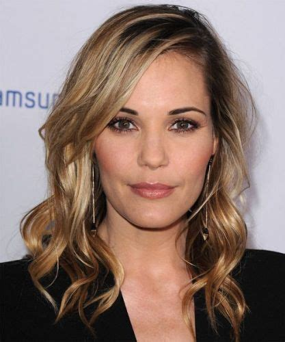 is highlighted hair dated 10 staff favorite leslie bibb hairstyles bob short