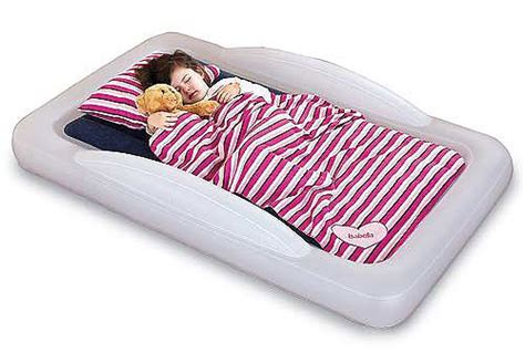 blow up toddler bed the inflatable toddler bed that just might get us all a better night s sleep cool