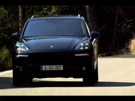 Porsche Cayenne Diesel Sound by Porsche Cayenne S Diesel 2015 Driving Interior Engine