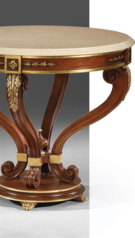 Unique Entry Tables Furniture Unique Marble Entry Table With Rosewood Marble Top Center Or Foyer Center Entry