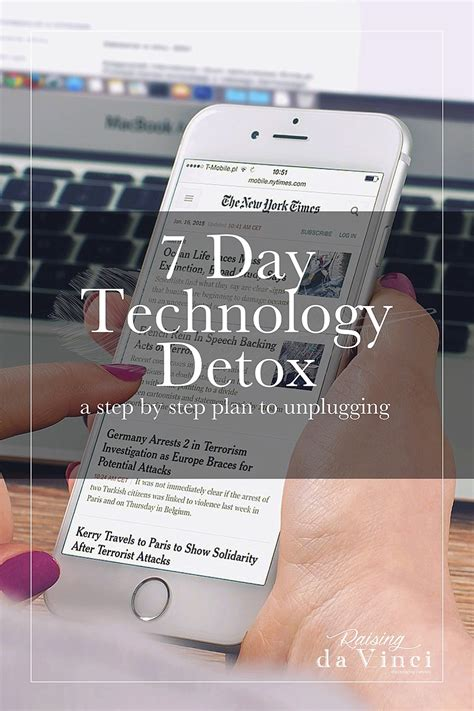 Technology Detox by 7 Day Technology Detox
