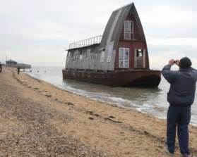 boat house making grand designs showhomes after the cameras stopped rolling