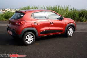 Renault Kwid Renault Kwid To Be Exported To 4 Markets This Month